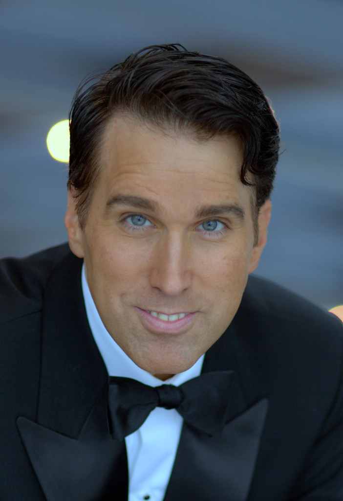 Eric Fennell, tenor
