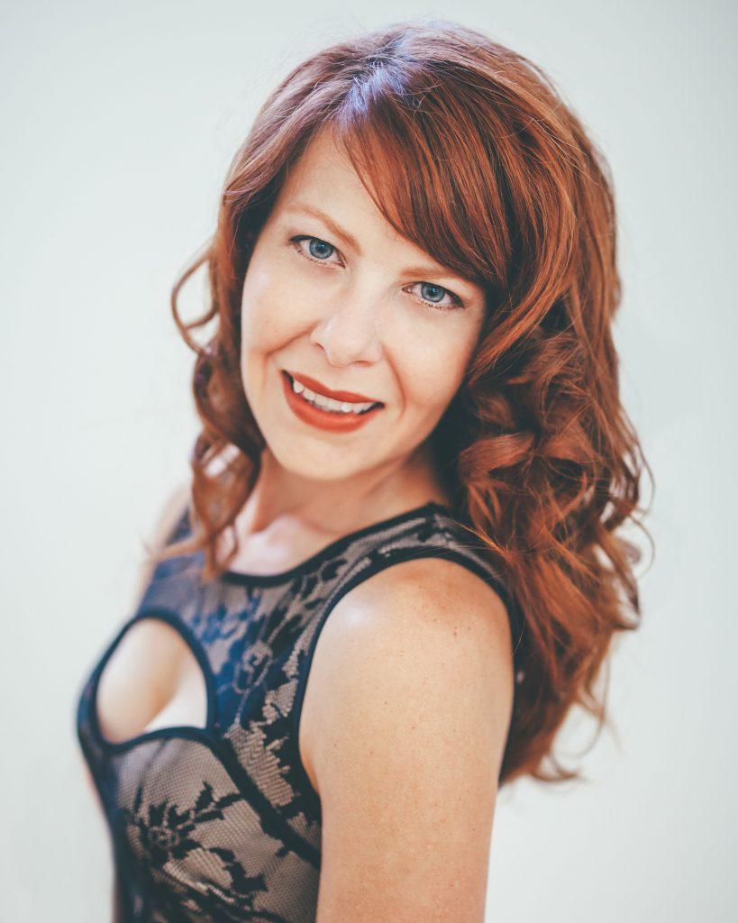 Headshot - Nikki Einfeld, soprano